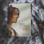 De ce iubim femeile, Mircea Cărtărescu - părere