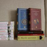 Cărți din biblioteca mea