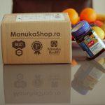 Beneficiile mierii de manuka. Părere manukashop.ro